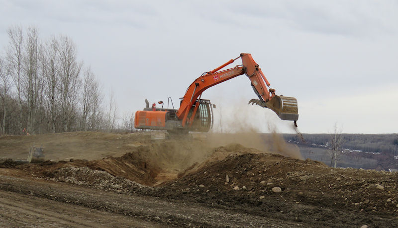 Excavation and Site Preparation