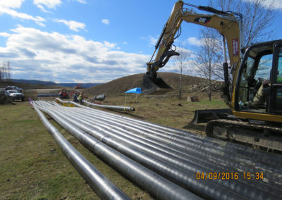 Site C Waterline Project