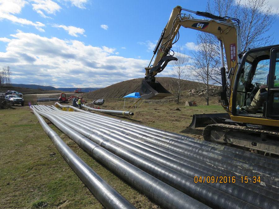 Site C Waterline Project